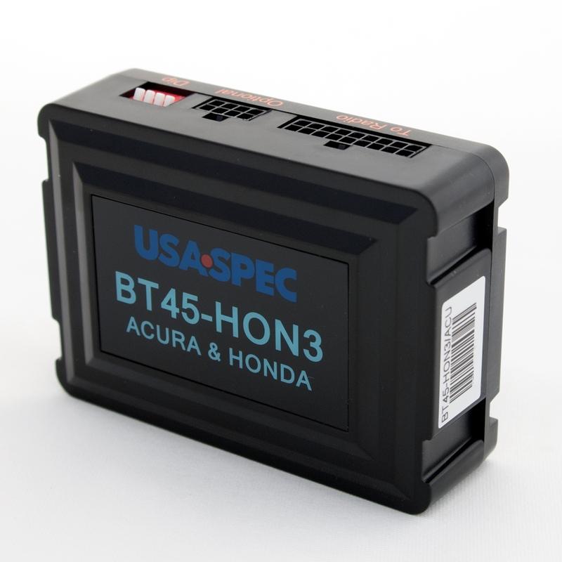 Acura TL With Navigation BTHON Bluetooth Music Phone - 2004 acura mdx bluetooth