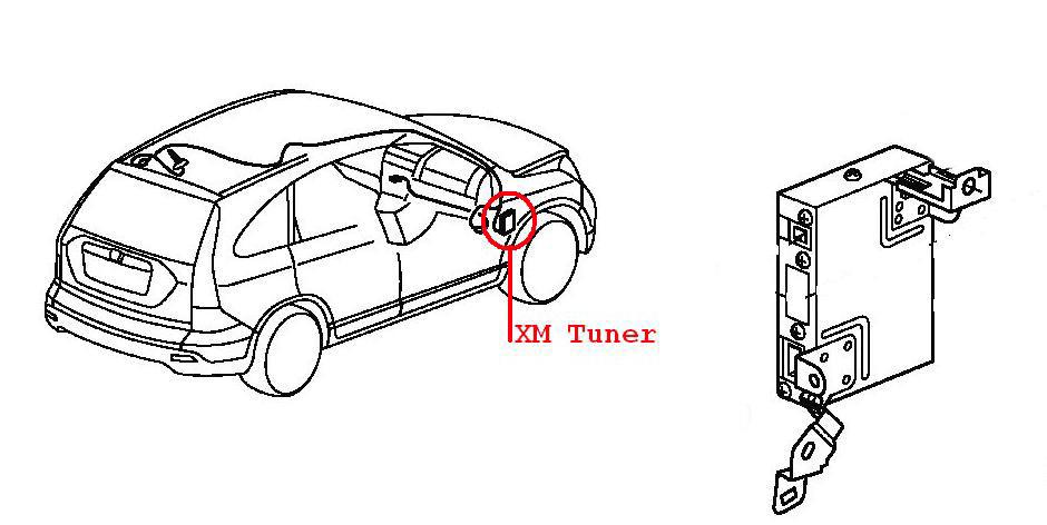 BT45-HON3 Bluetooth Music Phone Interface for Honda